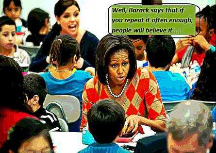PIXLR michelle obama usda white house photo 2012 flickr Barack Says