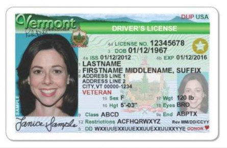 Read ID Card with Gold Star RFID chip
