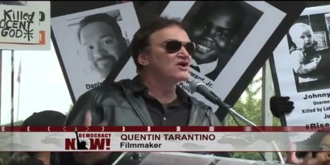 screenshot black lives matter protest nyc 10242015 002 Tarantino