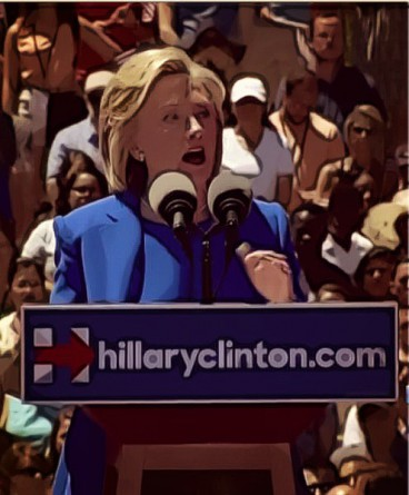 BEFUNKY screenshot hillary clinton 002