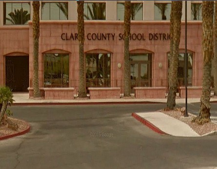 CLARK COUNTY SCHOOL DISTRICT NEVADA building