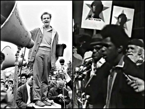 Mario Savio Freedom Movement and Black Panters Fotor_Collage compressed