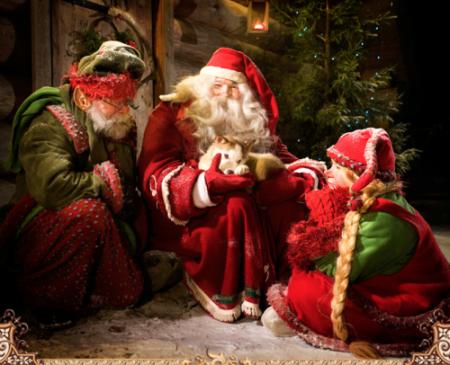 SantaPark in Finland