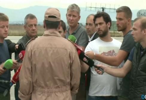 screesnhto second Russian pilot from plane shot down speaks
