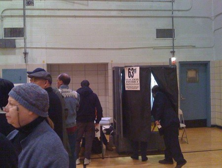 voting booth 2008 brooklyn new york flickr creative commons by brooke lynne