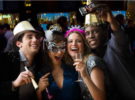news year eve celebration