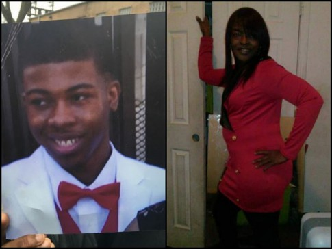 Quintonio LeGrier and Bettie Jones shot and killed by police Christmas weekend in Chicago .