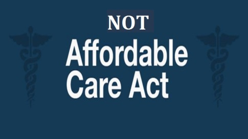 affordable care act logo NOT AFFORDABLE CARE ACT