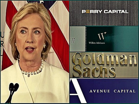 BEFUNKY hillary clinton clinton global initiative 2015 Wall Street collage