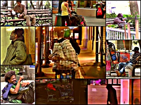 BEFUNKY nyc homeless winter spring summer_Fotor_Collage