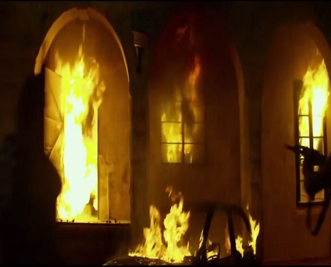 13 Hours: The Secret Soldiers of Benghazi - Official Trailer (screenshot)