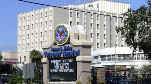James A. Haley Veterans Hospital - Tampa, Florida