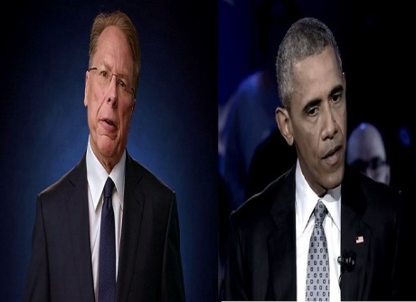 screenshots wayne lapierre challenge to barack obama