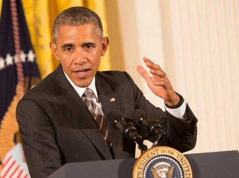 Barack Obama, Department of Labor, photo courtesy of Flickr
