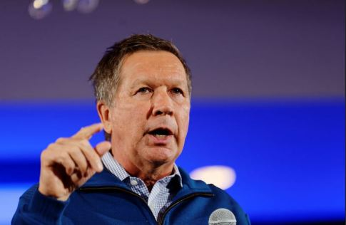 John Kasich-New Hampshire Photo by Michael Vadon, Flickr (CC BY 2.0)