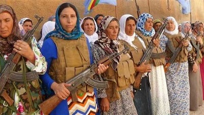 Shehid-Jin-battalion-of-mothers-in-Kobane-Syria-2