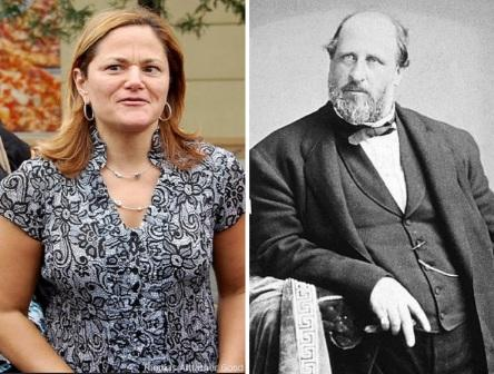"""William """"Boss"""" Tweed would be proud. Photo of Melissa Mark-Viverito by Thomas Altfather Good, Flickr(cc 2.0)"""