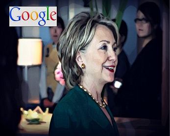 Hillary Clinton State Department Google
