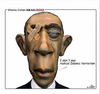 blind Obama
