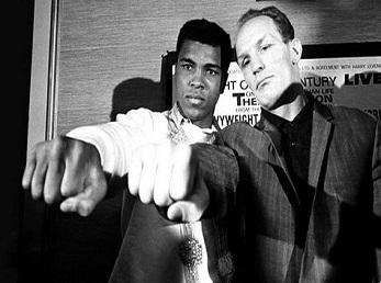 Muhammad Ali and Henry Cooper Source: @MuhammadAli/twitter.