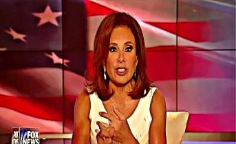 BE FUNKY judge jeanine pirro opening statement fbi interrogation of Hillary Clinton screeshot 2