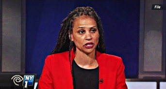 BE FUNKY screenshot Maya Wiley social justice warrior now in charge of NYPD NYC CCRB 001