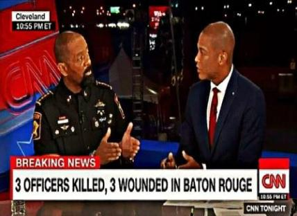 BE FUNKY sheriff david clarke crushes don lemon screenshot compressed