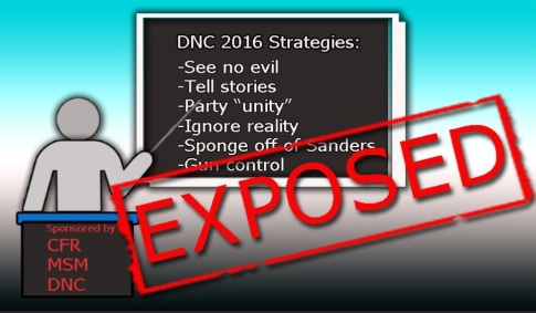 dnc in philly psyops