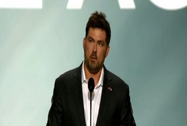 screenshot marcus luttrell rnc speech 2
