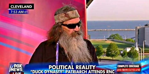 screenshot phil robertson rnc convention fox and friends