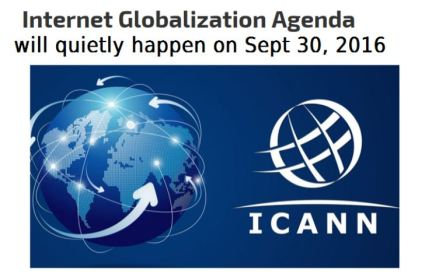 Internet Globalization Agenda