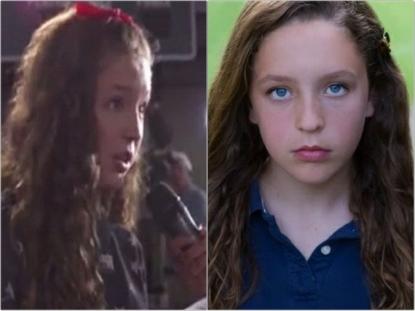 Brennan Leach, Age 15, occupation: Actress