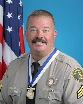 Sergeant Steve Owen, age 53 - Los Angeles County Sheriff's Department