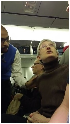 Watch Nasty Woman Kicked Off Plane For Harassing Trump Supporter Pumabydesign001 S Blog