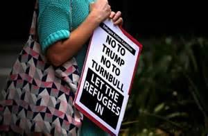 australia-refugee-protestor