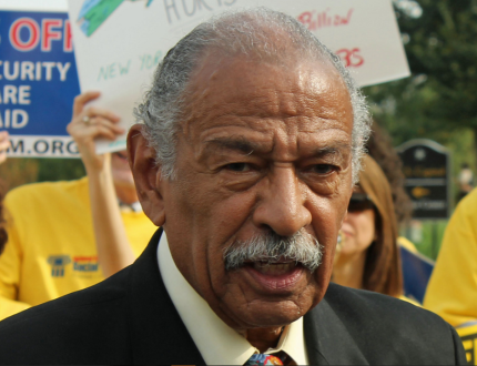 Rep John Conyers original photo by karen murphy Flickr cc02